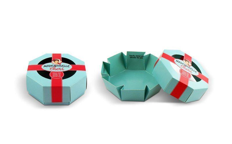 nyolszog formaju doboz