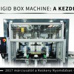 rigid box gép kasírozó gép