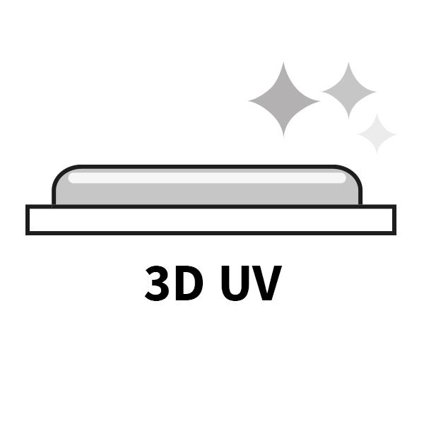 3D UV ikon