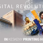 digital revolution in Keskeny Printhouse