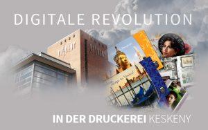 digitale revolution in der druckerei Keskeny