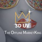 3D Uv the offline MarketKing