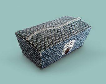 Felül nyíló doboz