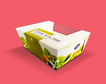 Salátás doboz