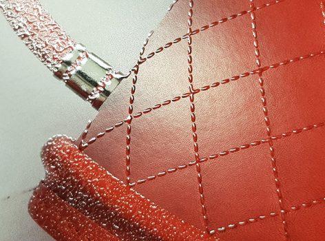 3D UV lakk és fólia