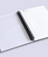 Papierblock mit Spiralbindung