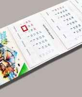 Kalender mit Datumsweiser