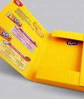 Heftbox mit Gummi